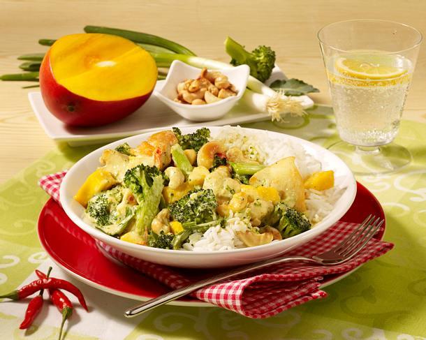 Hähnchen-Curry-Ragout Rezept
