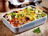 Hähnchen-Enchiladas aus dem Ofen Rezept