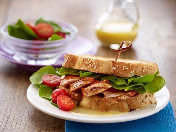 belegte sandwiches