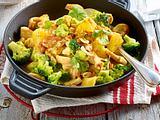 Hähnchencurry mit Ananas und Brokkoli Rezept