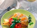 Hähnchenfilet mit geschmorten Tomaten Rezept