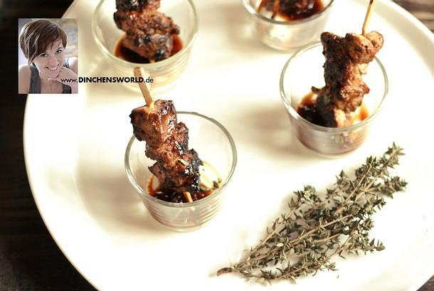 Hähnchensticks mit Honig-Dipp & Tomatenchutney Rezept