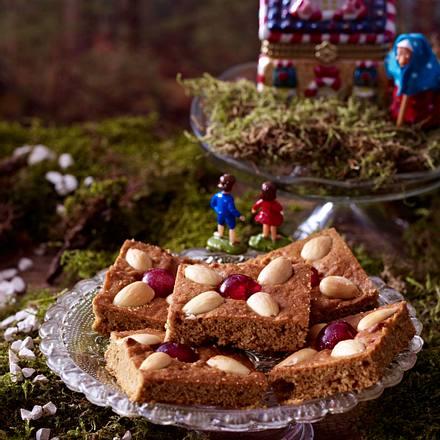 Hänsel und Gretel (Honiglebkuchen) Rezept