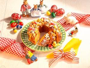 Häschens-Rüben-Kuchen Rezept