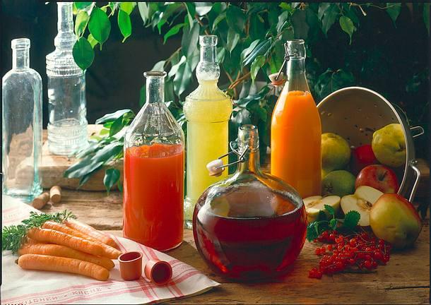 Hagebutten-Birnen-Saft Rezept