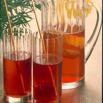 Hagebutten-Bowle Rezept