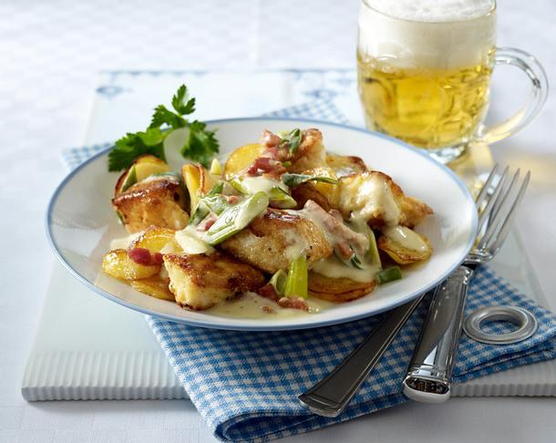Hamburger Pannfisch Rezept