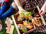 Handsome Hähnchen-Sandwiches Rezept