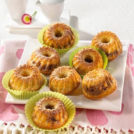 Haselnuss-Kaffeekränzchen (Diabetiker) Rezept