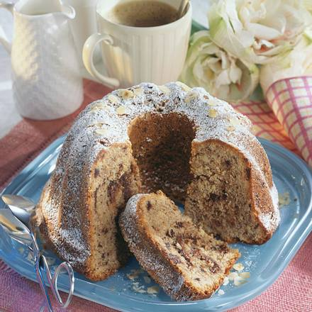 Haselnuss-Kuchen Rezept