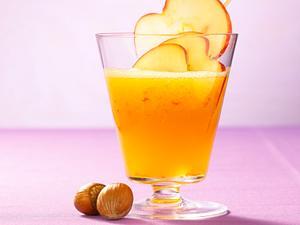 Haselnuss-Shake Rezept