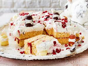 Hasen-Küsschen-Kuchen Rezept