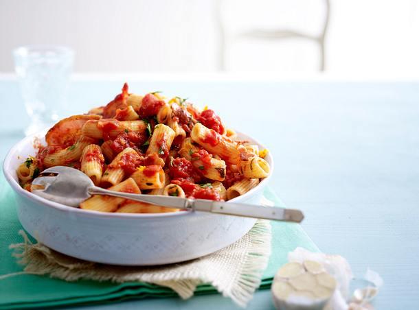 Hauptsache Italien-Pasta mit Orangenkick Rezept