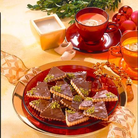 Hausfreunde (Holländische Weihnachtsplätzchen) Rezept