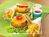 Hawaii-Frikadellen-Burger Rezept