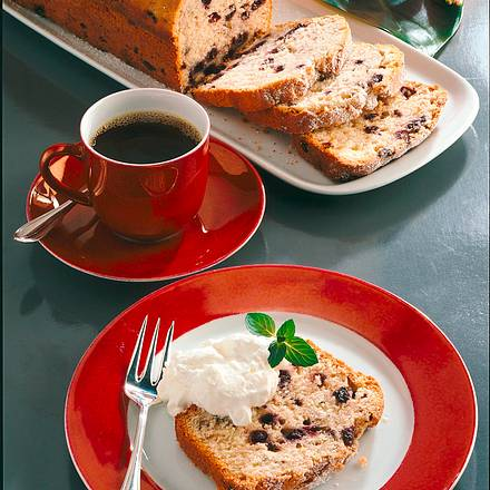 Heidelbeer-Kastenkuchen Rezept