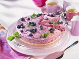 Heidelbeer-Quark-Torte Rezept