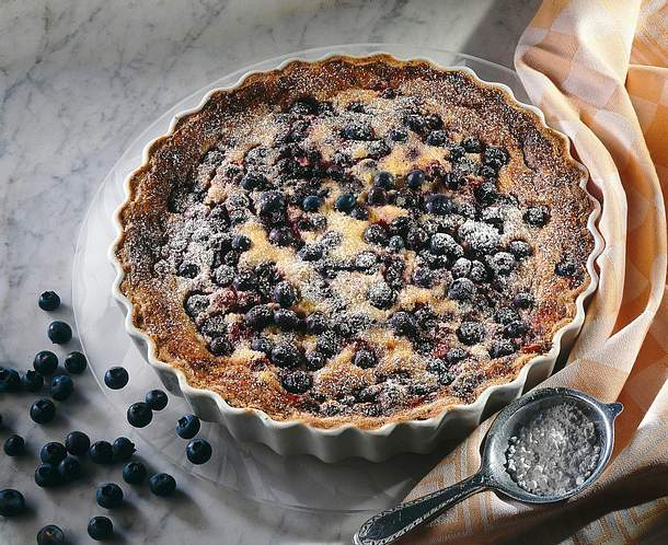Heidelbeer-Schmand-Kuchen Rezept