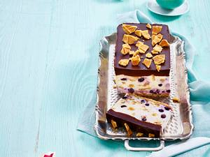 Heidelbeer-Schoko-Kastenkuchen Rezept