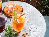 Heißer Bratapfel mit Schuss Rezept