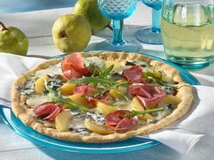 Herbst-Pizza Rezept