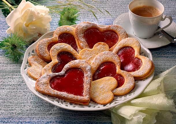 Herz-Kekse Rezept