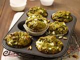 Herzhafte Grünkohl-Muffins Rezept