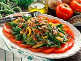 Herzhafter Bohnensalat Rezept