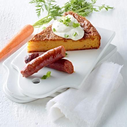 Herzhafter Carrot Cake Rezept