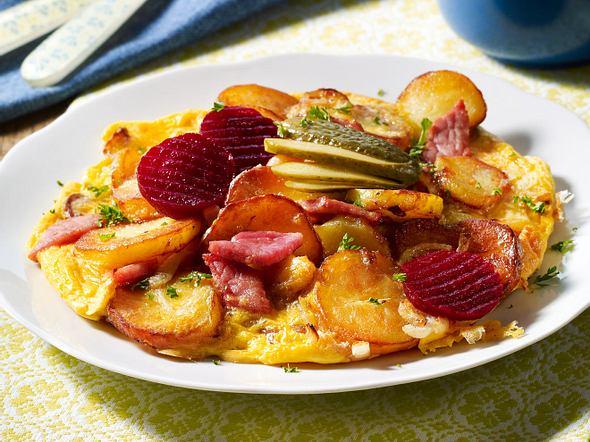 Herzhaftes Bauernfrühstück Rezept