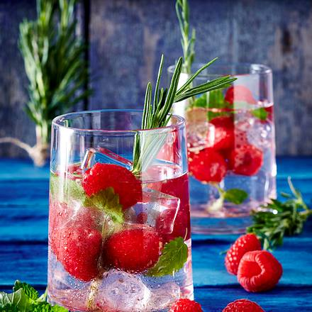 Himbeer-Anis-Wasser Rezept