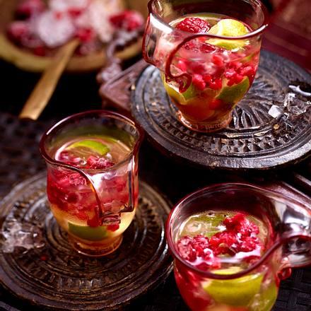 Himbeer-Caipi Rezept