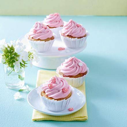 himbeer cupcakes anderes topping rezept chefkoch rezepte auf kochen backen und. Black Bedroom Furniture Sets. Home Design Ideas