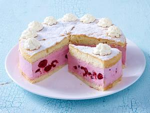 Himbeer-Käsesahne-Torte Rezept
