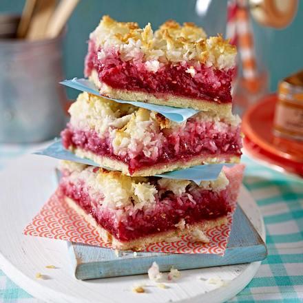 Himbeer-Kuchen vom Blech Rezept
