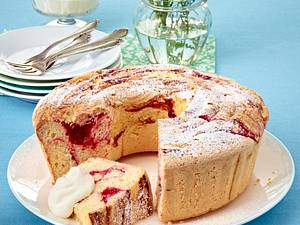 Himbeer-Marmor-Kuchen Rezept