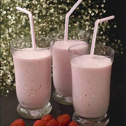 Himbeer-Milchmix Rezept