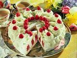 Himbeer-Quark-Torte Rezept