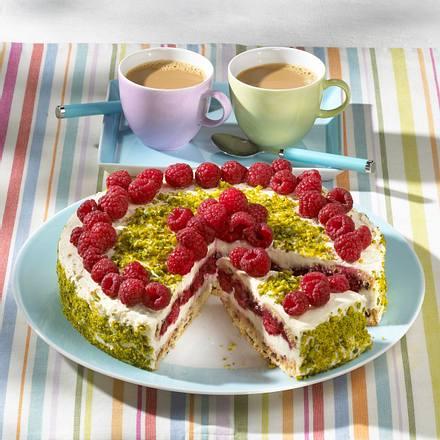 Himbeer-Schoko-Kuchen Rezept