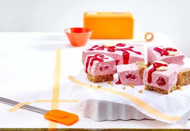 Himbeer-Smoothie-Kuchen Rezept