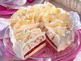 Himbeer-Spekulatius-Torte Rezept