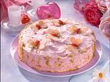 Himbeersahne-Torte Rezept