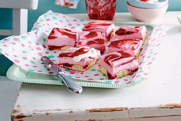 Himbeerswirl-Kuchen Rezept