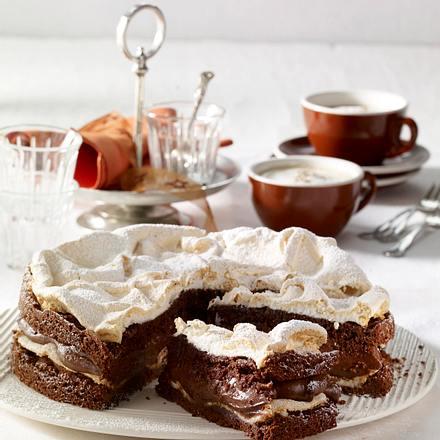 Himmlische Schoko-Mascarpone-Torte Rezept
