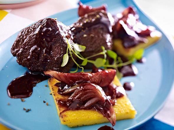 Polenta Rezepte Mmmh Gerichte Mit Maisgrieß Lecker