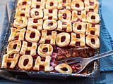 Ho-ho-ho-Pie mit Hackragout Rezept