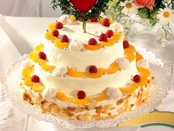 Hochzeits-Torte Rezept