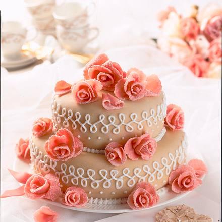 ... Hochzeitskuchen zur Feier der Liebe. Rezepte für Hochzeitstorten , so
