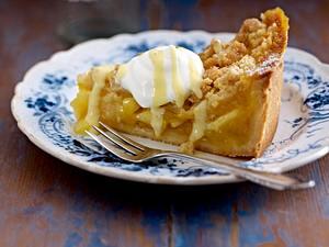 Holländische Apfel-Pie Rezept
