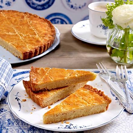 Holländischer Butterkuchen (Nederlandse Boterkoek) Rezept